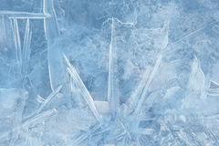 Abstract fantasy background. Abstract frozen cold dark frost fantasy background Royalty Free Stock Photos