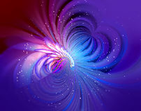 Abstract fantasy background Stock Photography