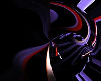 Abstract, fantasy, design energy background digital, fractal, power science. Abstract, fantasy, background digital fractal, power science design energy royalty free illustration