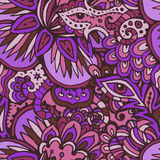 Abstract fantasy pattern Stock Photo