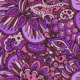 Abstract fantasy pattern Stock Photo