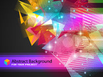 Abstract fantasy pattern for modern backgrounds Royalty Free Stock Photo