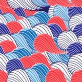 Abstract fantasy pattern Royalty Free Stock Photo