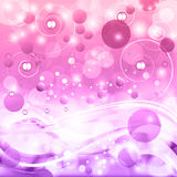 Abstract fantasy vector background. Stock Photography
