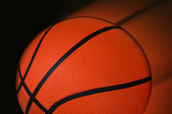 Abstract Fast Basketball Royalty Free Stock Images