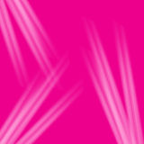 Abstract Fast Light Pink Neon Background. Neon asbstract background with white lines on a bright pink background. Blurr effect Stock Images