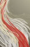 Abstract feather background. Stock Photography