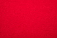 Abstract felt cloth in red. As background Royalty Free Stock Photo