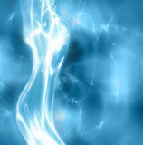 Abstract Female Water Royalty Free Stock Photo