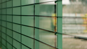 Security with a fence. Abstract fence security, keeping unwanted visitors out Royalty Free Stock Photos