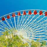 Abstract Ferris Wheel Stock Images
