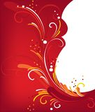 Abstract festive background Royalty Free Stock Images
