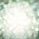 Abstract Festive background. Christmas and New Year feast bokeh Royalty Free Stock Images