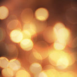Abstract Festive background. Glitter vintage lights background w Royalty Free Stock Images