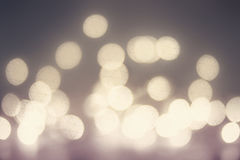 Abstract Festive background. Glitter vintage lights background w Stock Photo