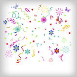 Abstract festive background Spring Royalty Free Stock Photography