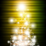 Abstract festive colorful bokeh background. Royalty Free Stock Image