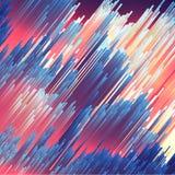 Abstract Fiber Optics Background  - Vector Illustration. Abstract Fiber Optics Background Template - Vector Illustration Royalty Free Stock Image