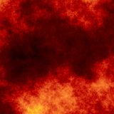 An abstract  fiery background Stock Photo