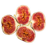 Abstract fig background Stock Photography