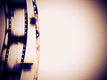 Abstract film strip Stock Photo