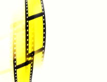 Abstract film strip background Stock Image