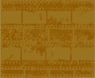 Abstract filmstrip background  Stock Image