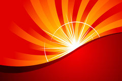 Abstract Fire. Vector illustration of Abstract Fire Stock Images