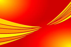 Abstract Fire. Vector illustration of Abstract Fire Royalty Free Stock Image