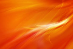 Abstract fire background Stock Images