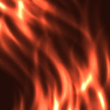 Abstract fire background. EPS10 vector Stock Photos