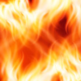 Abstract fire background. EPS10 vector Stock Images