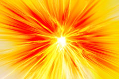 Abstract fire explosion texture. Abstract explode texture generated by the computer Stock Images