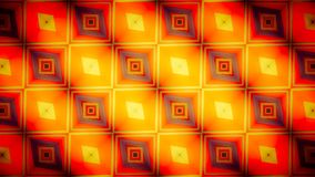 Abstract Fire flame red pattern wallpaper. Royalty Free Stock Images