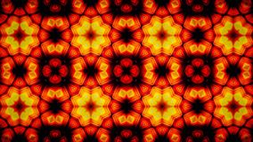 Abstract Fire flame red pattern wallpaper. Stock Photography