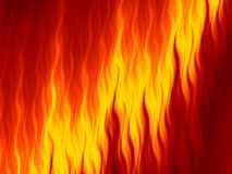 Abstract fire flames background Stock Photos