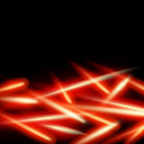 Abstract fire light background. EPS 10 Royalty Free Stock Photography