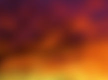 Abstract Fire sunset hot energy effect light blur background Royalty Free Stock Photos