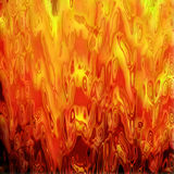 Abstract fire texture. Generated by the computer Stock Photography