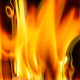 Abstract fire texture Royalty Free Stock Photo