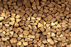 Abstract firewood background Stock Photo