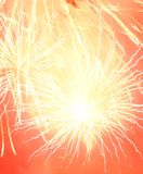 Abstract Firework Explode Background Royalty Free Stock Photo