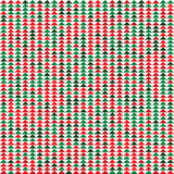 Abstract firtree seamless texture xmas. On the white Royalty Free Stock Photos
