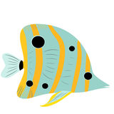 Abstract fish Royalty Free Stock Images