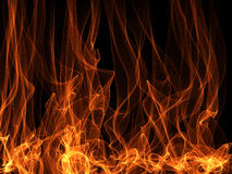 Abstract flame Stock Photos