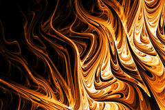 Abstract flame background Royalty Free Stock Photo