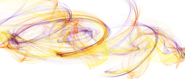 Abstract flame background Stock Images