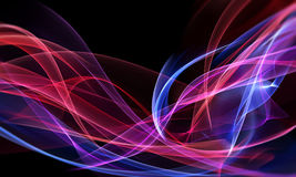 Abstract flame background Stock Photos