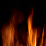 Abstract flame Stock Photography