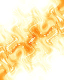 Abstract flames Royalty Free Stock Photos